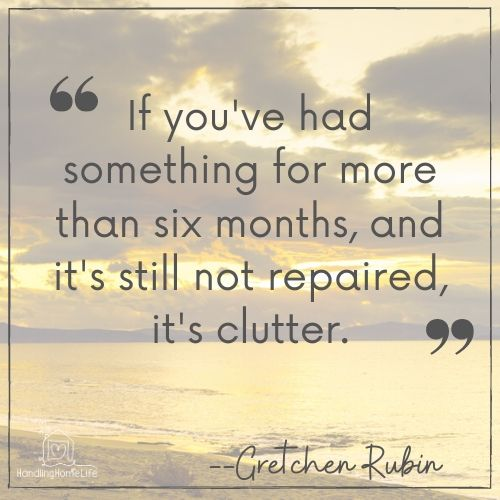decluttering quotes